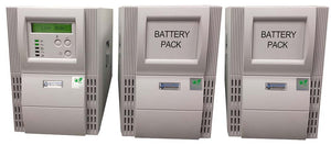 UPS For Focus Diagnostics 3M Integrated Cycler With 2 Battery Cabinets