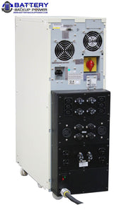 Uninterruptible Power Supply (UPS) For Agilent 6500 Series Accurate Mass Quadrupole Time Of Flight (Q-TOF) LC/MS System Liquid Chromatography/Mass Spectrometry Back Side