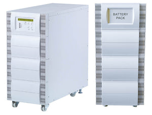 Battery Backup Power Laboratory Power Protection System (LPS/LPPS) / Uninterruptible Power Supply (UPS) And 5 Tier Active Power Conditioner For Agilent 1100 LC/MS With 1 External Battery Pack