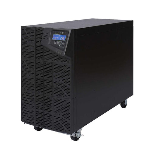 10 kVA / 10,000 Watt N+1 Digital Tower Battery Backup UPS And Power Conditioner
