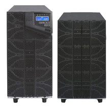 Load image into Gallery viewer, 6 kVA / 6,000 Watt N+1 Digital Tower Battery Backup UPS And Power Conditioner With 1 External Battery Pack