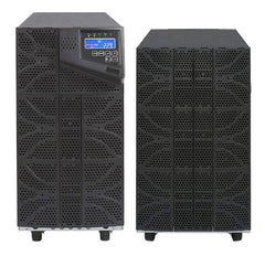 6 kVA / 6,000 Watt N+1 Digital Tower Battery Backup UPS And Power Conditioner With 1 External Battery Pack