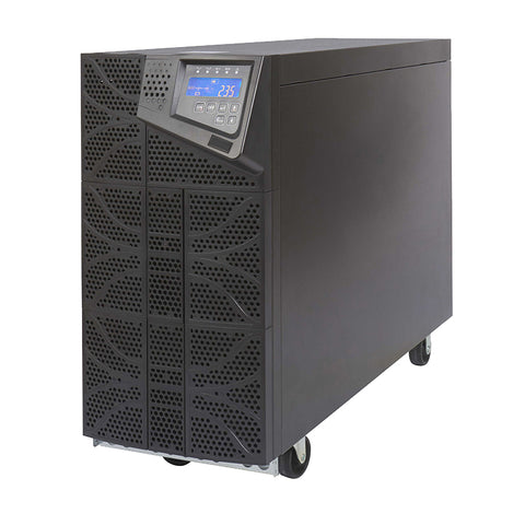 6 kVA / 6,000 Watt N+1 Digital Tower Battery Backup UPS And Power Conditioner