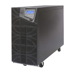 6 kVA / 6,000 Watt N+1 Digital Tower Battery Backup UPS And Power Conditioner Front View