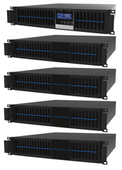1.5 kVA / 1,350 Watt Digital Convertible Rack Mount/Tower Battery Backup UPS And Power Conditioner