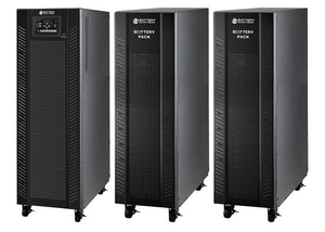 20 kVA / 20 kW 3 Phase Power Conditioner, Voltage Regulator, & Battery Backup UPS