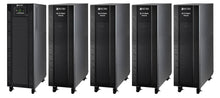 Load image into Gallery viewer, 20 kVA / 20 kW 3 Phase Power Conditioner, Voltage Regulator, & Battery Backup UPS