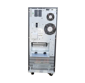 6 kVA / 5,400 Watt DSP Tower UPS (Uninterruptible Power Supply) And Power Conditioner For Sensitive Electronics Back