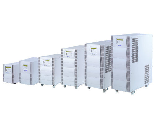 Battery Backup Uninterruptible Power Supply (UPS) And Power Conditioner For Illumina Solexa Cluster Station Instrument Model 408 DNA Clonal Single Molecule Array.