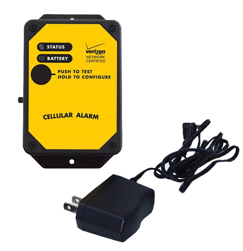 Battery Backup Uninterruptible Power Supply (UPS) Power Failure Cellular Text/SMS Alert Module
