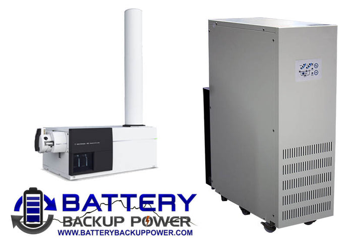 Uninterruptible Power Supply (UPS) For Agilent 6500 Series Accurate Mass Quadrupole Time Of Flight (Q-TOF) LC/MS System Liquid Chromatography/Mass Spectrometry