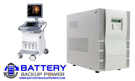 Battery Backup Uninterruptible Power Supply (UPS) And Power Conditioner For General Electric Voluson E6