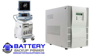 Battery Backup Power Uninterruptible Power Supply (UPS) For General Electric (GE) Voluson E8 Ultrasound Machine