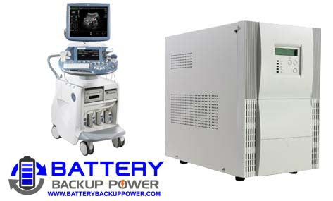 Battery Backup Uninterruptible Power Supply (UPS) And Power Conditioner For General Electric Voluson E8