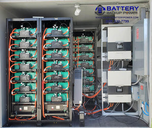 1,144 kWH Industrial Battery Backup And Energy Storage Systems (ESS) (277/480Y Three Phase)