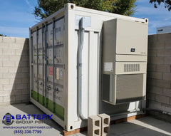 258 kWH Industrial Battery Backup And Energy Storage Systems (ESS) (277/480Y Three Phase)