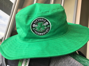 Victoria Shamrocks Bucket Hat