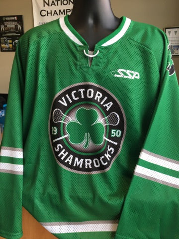 Adult Victoria Shamrocks Replica Jersey