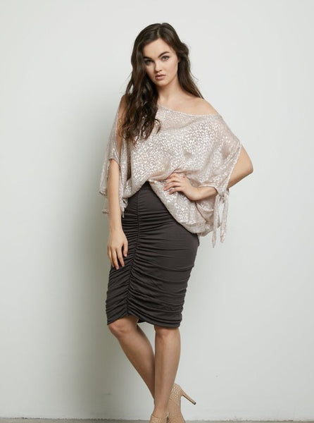 WILLOW SKIRT - ESSENTIAL