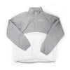 White Pullover Windbreaker