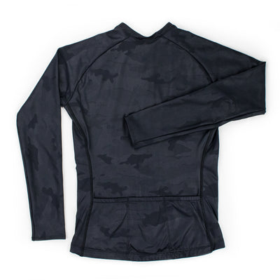 Black Camo Cycling Jacket