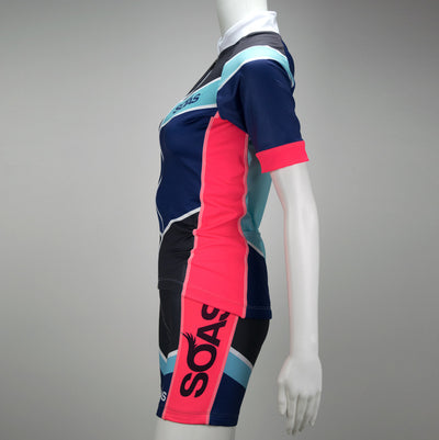 Female Cycling Jersey Side Mannequin Boulevard