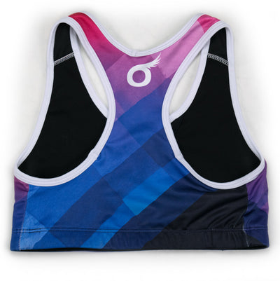 Female Sports Bra Support Uptown Back