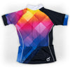 Female Cycling Jersey Uptown Back