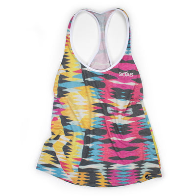 Blanket Razor Tank Run Top