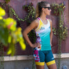 Sunset Floral Kona Tri Short SOLD OUT ***Ships 10/11/19***