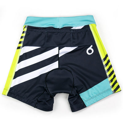 Female Triathlon Short Coronado Back