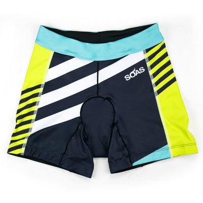 Female Triathlon Short Coronado Front