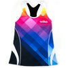 Female Triathlon Tri Tank Uptown Front