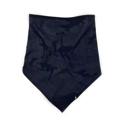 Black Camo Sports Bandana / Mask