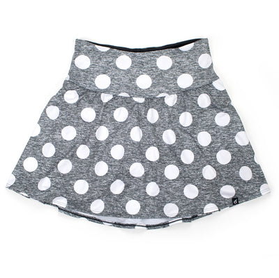 Heather Seeing Spots Fleet Skirt