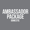 Ambassador Package Domestic