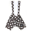 Spots Fleet Bib Short