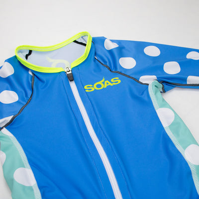 Seeing Spots Neon One Piece