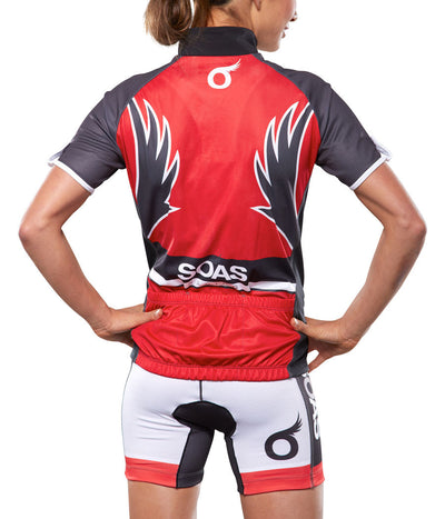 Red Team Race Cycle Jersey JFU