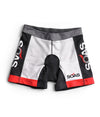 "Red Team Race Tri Short 5"" JFU"