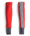 Red Houndstooth Arm Warmers JFU