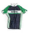 Green Rings Cycle Jersey JFU