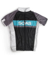 Black Team Race Cycle Jersey JFU