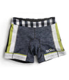 "Green Gingham Tri Short 7"" JFU"