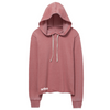 Ambassador Throw Over Hoodie Rose
