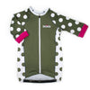 Seeing Spots Aero Cycle Jersey