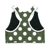Seeing Spots Sports Bra