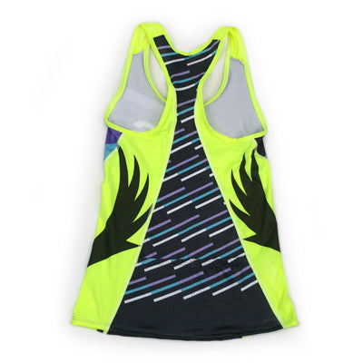 Female Tri Tank Speed Series Back