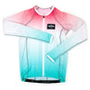 Caribbean UV Long Sleeve Cycling Jersey