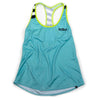 Female Athletic Razor Tank Top Front Coronado